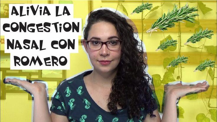 ALIVIA LA CONGESTION NASAL CON VAPORACIONES DE ROMERO - Easywithlu