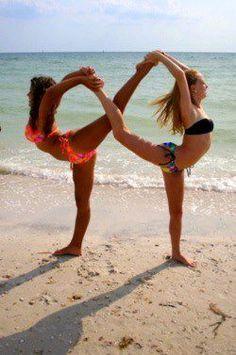 Partner Acro Yoga Poses
