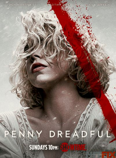 Penny Dreadful | Season 2 | Billie Piper as Lily/ Brona Croft