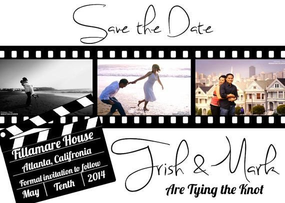 Save the date movie online