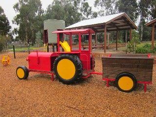 Bundoora Park Play Space, River Red Gum Avenue, Bundoora