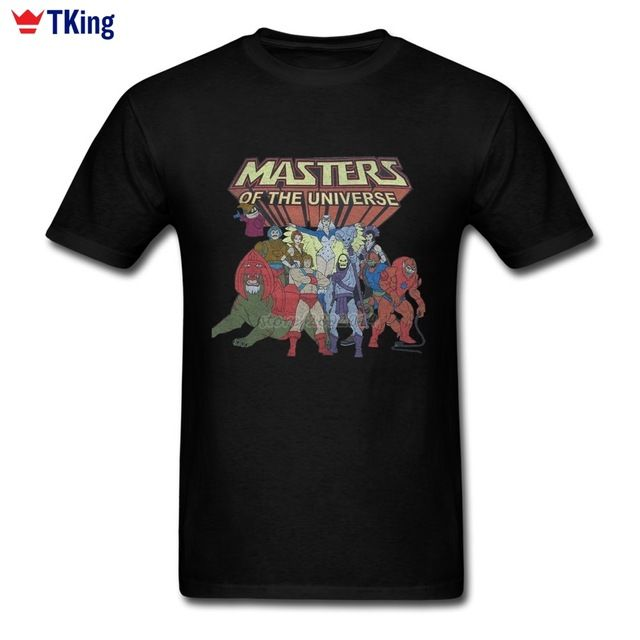 Buy now Camiseta Masters Of The Universe He-Man T Shirts For Men Short Sleeve Cotton 3XL Shirts just only $11.44 with free shipping worldwide  #tshirtsformen Plese click on picture to see our special price for you