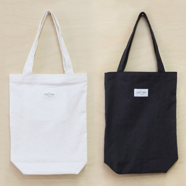 Page25 Natural and Pure gentle eco tote bag - fallindesign