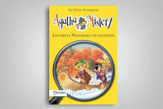 'Agatha Mistery. Lapurreta Niagarako ur-jauzietan'
