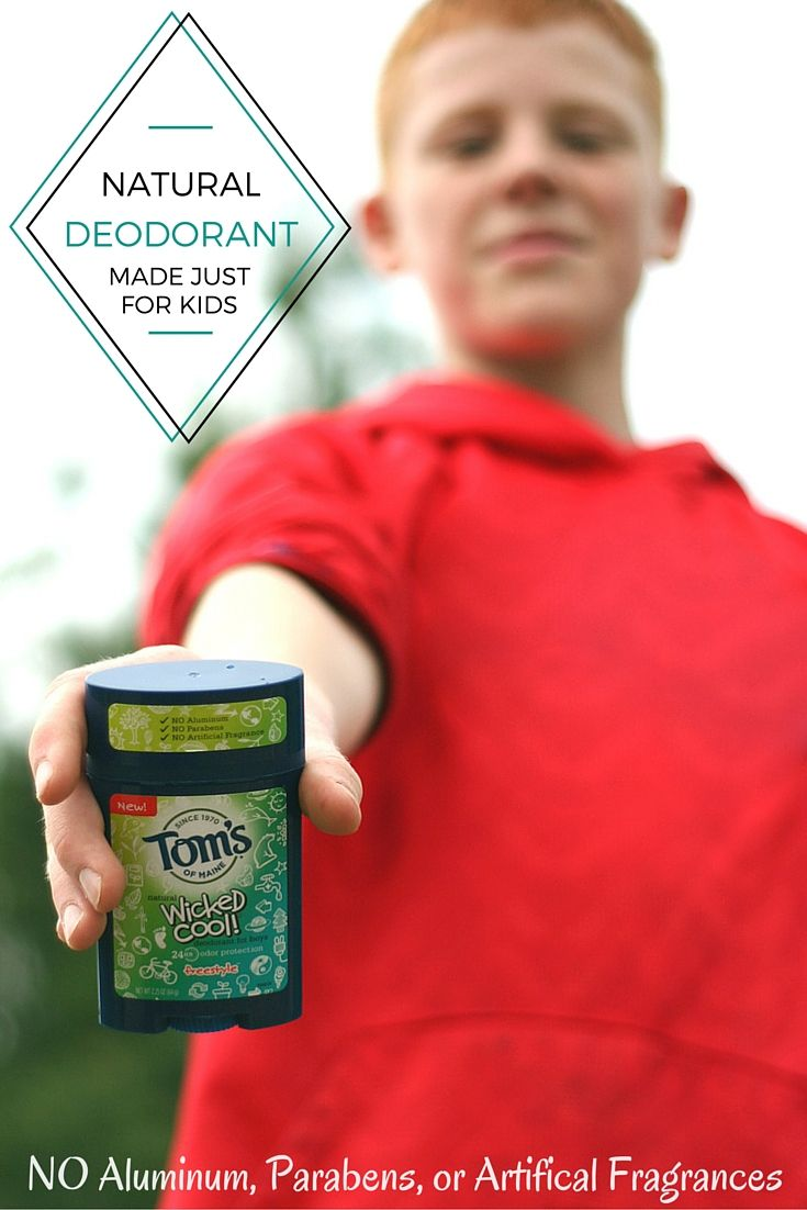 So excited about the NEW #madetomatter collection at Target. Kid's deodorant with NO aluminum or parabens! #ad