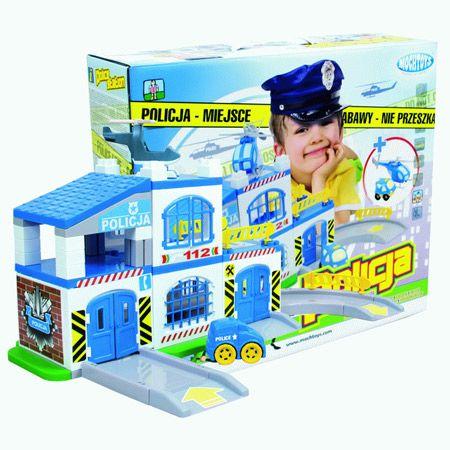 """Игровой набор """"Полицейский участок"""""""