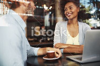 Enjoying each other's company Royalty Free Stock Photo