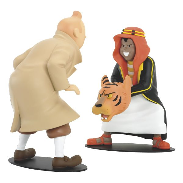 Face à Face - Tintin & Abdallah
