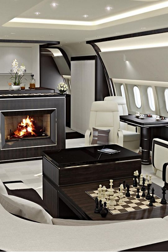 "luxuriousimpressions: ""Luxury Private Jet 
