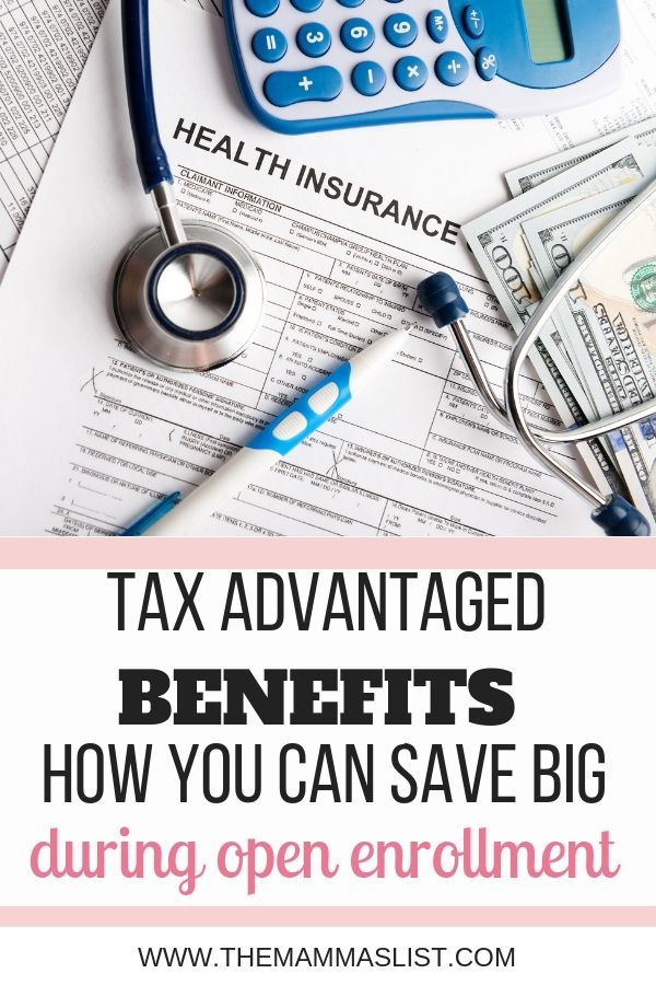 Tax Advantaged Insurance Benefits Awesome Options To Save You