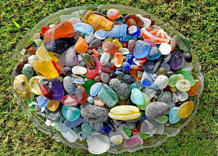 1467 Best Images About Sea Glass On Pinterest Santa Cruz