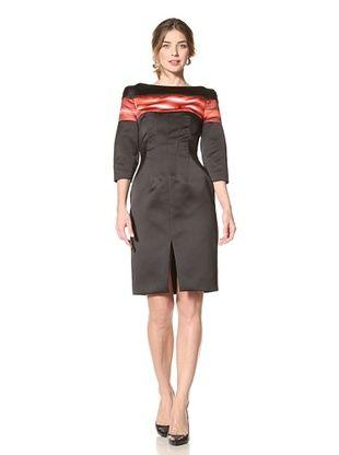 Thakoon Women's Beam Print Dress