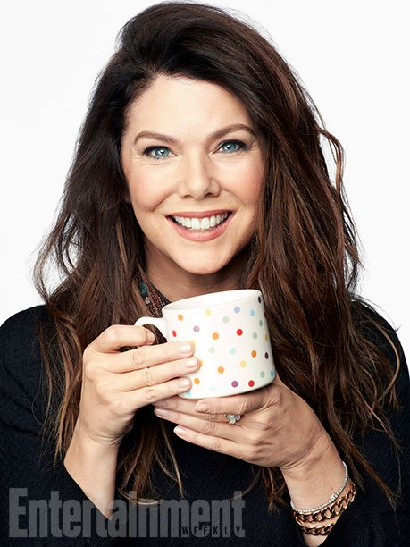 The 'Gilmore Girls' (and Guys) Are Back! Exclusive Photos of the Stars Hollow Crew | Lauren Graham (Lorelai Gilmore) | EW.com