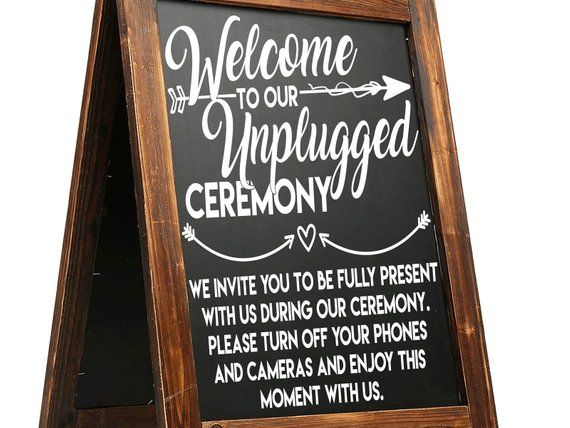 Image 0 Wedding Decal Diy Chalkboard Sign Wedding Stickers