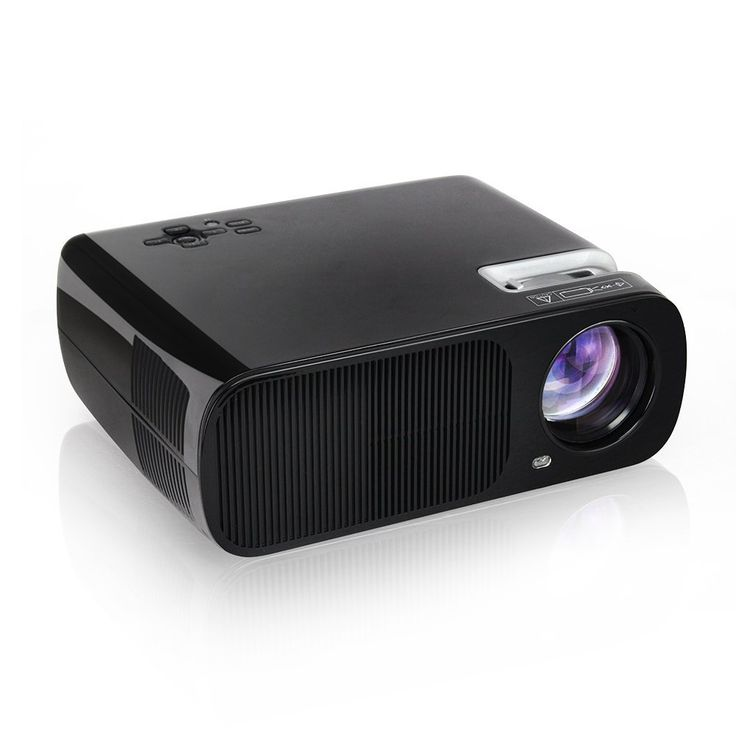 If you want buy Projector Ogima Home Cinema Theater LED1080P HD 3200Lumens 3D Video Projector Support HDMI VGA AV USB Games Black, What you need to know?