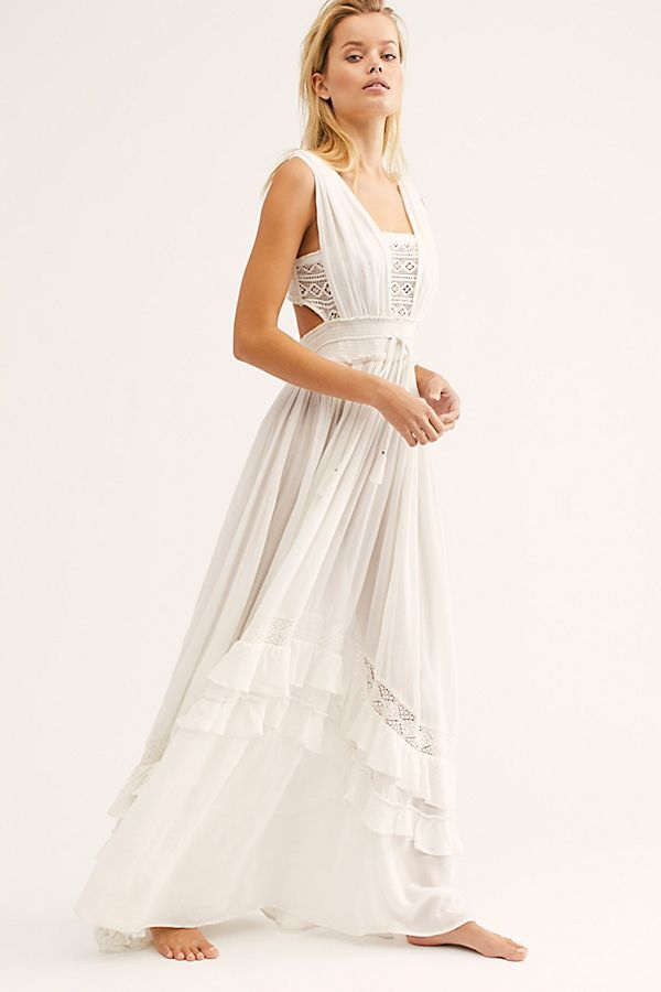 677a3422e28b Santa Maria Maxi Dress in 2019 | Dress to Impress | Free people maxi ...