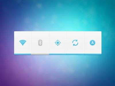 Dribbble - ICS Power Control by Mike Sattler