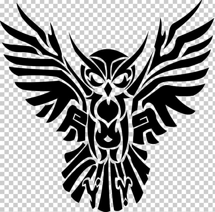 Tattoo Artist Black And Gray Owl Tribal Gear Png Animals Beak Bird Bird Of Prey Blackandgray Tribal Owl Tattoos Tribal Animal Tattoos Owl Tattoo Design