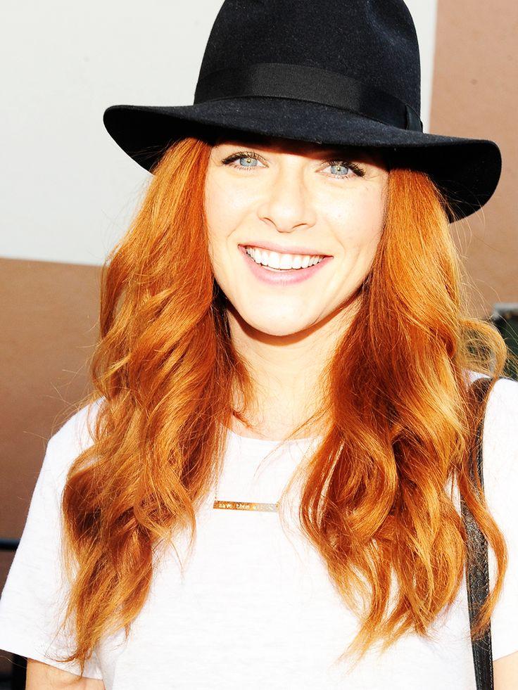 Trend-Haarfarbe: Alles auf Rot!