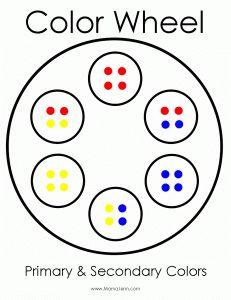 24 best Activities to Teach Colors to Preschoolers images