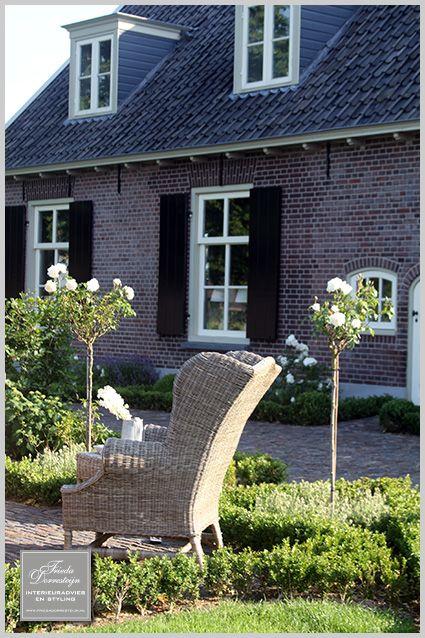 Portfolio - Buiten wonen - Frieda Dorresteijn