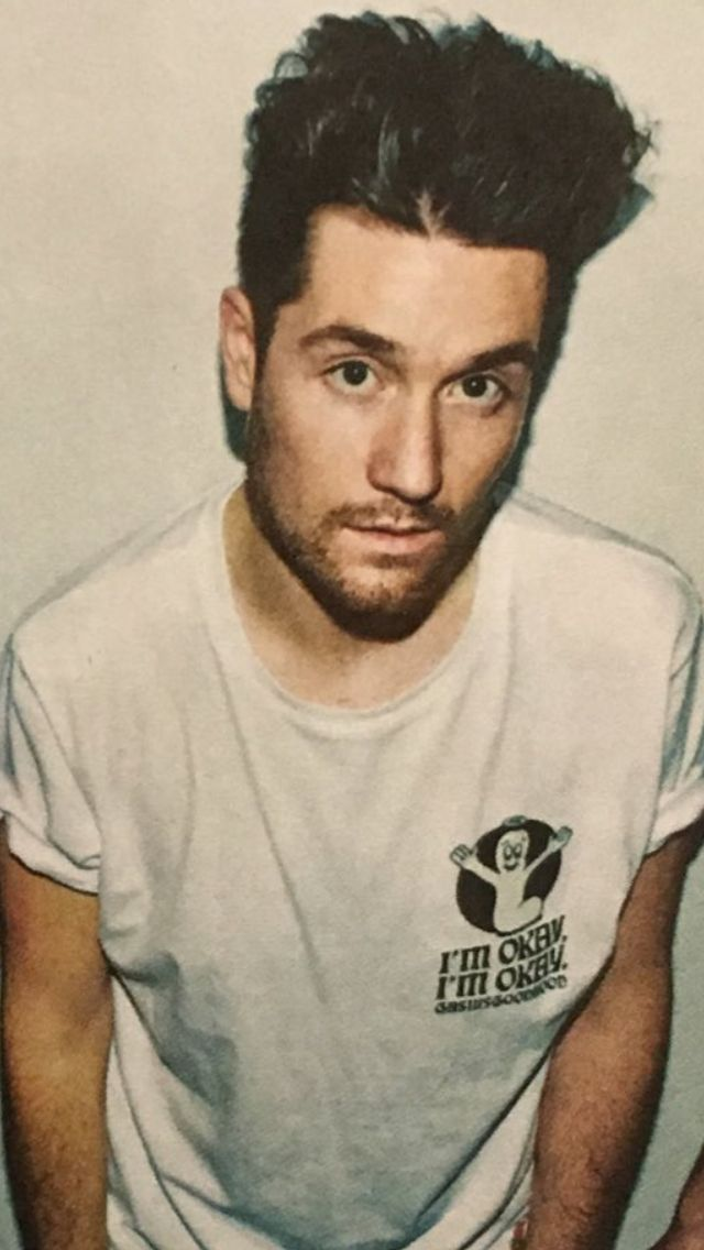 Dan Smith - Bastille                                                                                                                                                                                 More