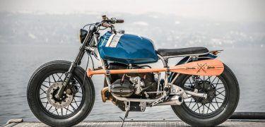 Wat een motor: vintage BMW R65 caféracer - Manners Magazine
