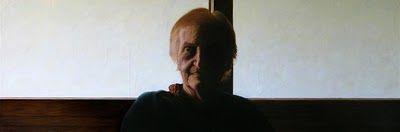 Adriano Fida - I stato di apparenza - olio su tela    - 210x70 cm