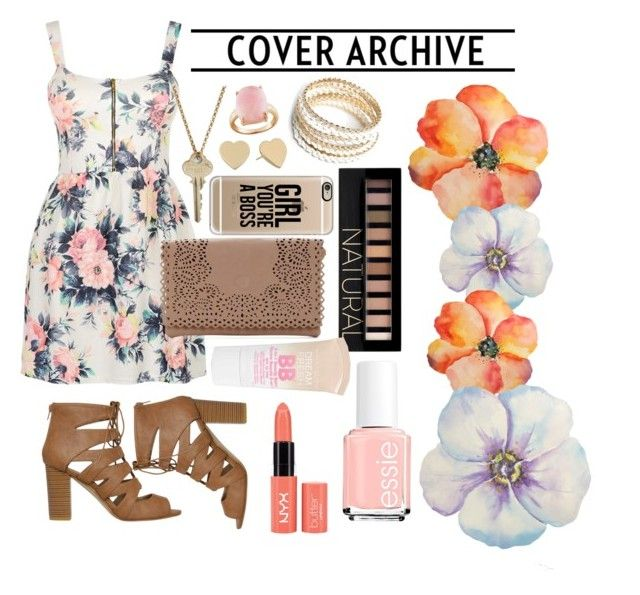 Vintlow by lauralionels on Polyvore featuring polyvore fashion style Cameo Rose ZooShoo Kate Spade The Giving Keys Casetify Forever 21 Maybelline Essie clothing