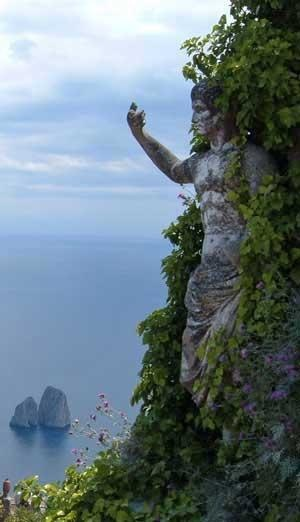 Isola, Capri, Italy.