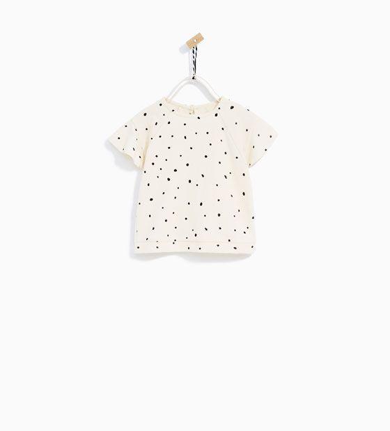T-shirt met grafische print