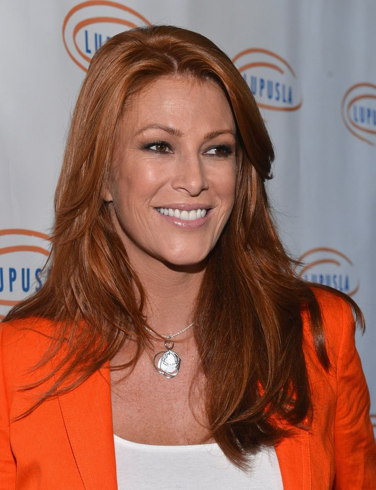 Angie Everhart Photos: Lupus LA 10th Anniversary Hollywood Bag Ladies Luncheon
