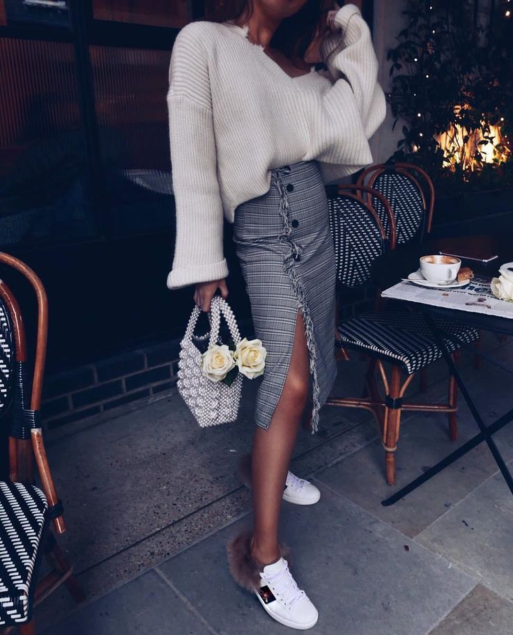 Blogger Approval: The Trendiest Fashion Sneakers - The CLCK