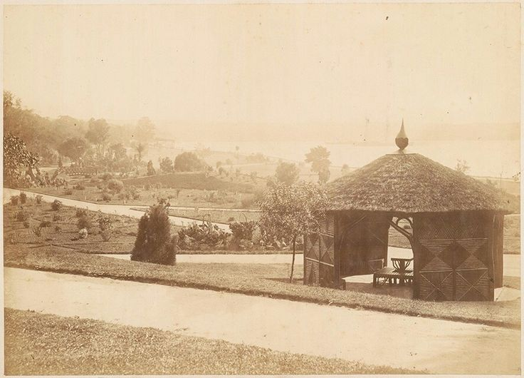 Botanic Gardens in Sydney in 1880. www.records.nsw.gov.au