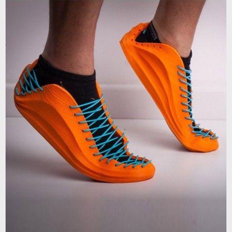 Sneaker I by Recreus. Free download 3D model.