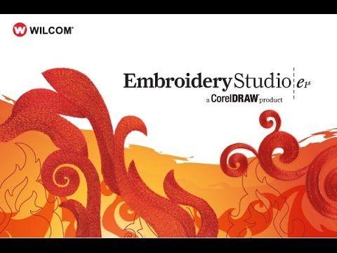 1-Tutorial Wilcom Embroidery Studio e1.5 - parte 1 - YouTube