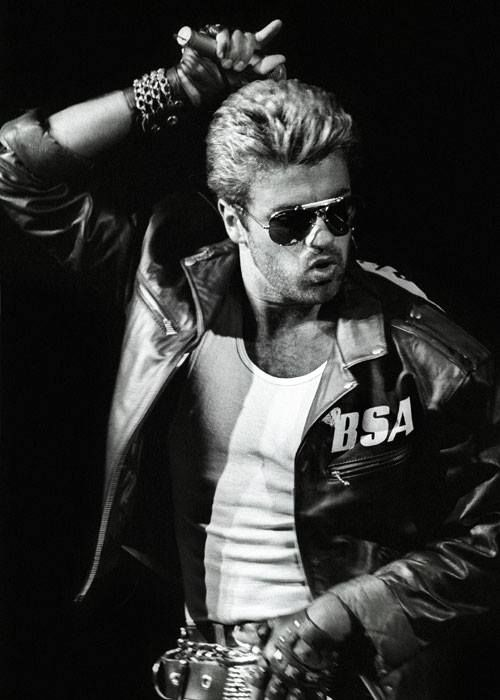 George Michael - Always will love the man's pipes!