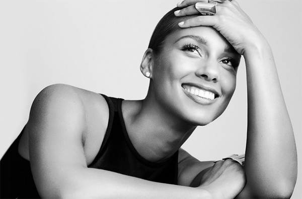 Alicia Keys is back on tour this Spring with the Set Your World On Fire Tour.  Share the love and repin Alicia's pic to your friends.