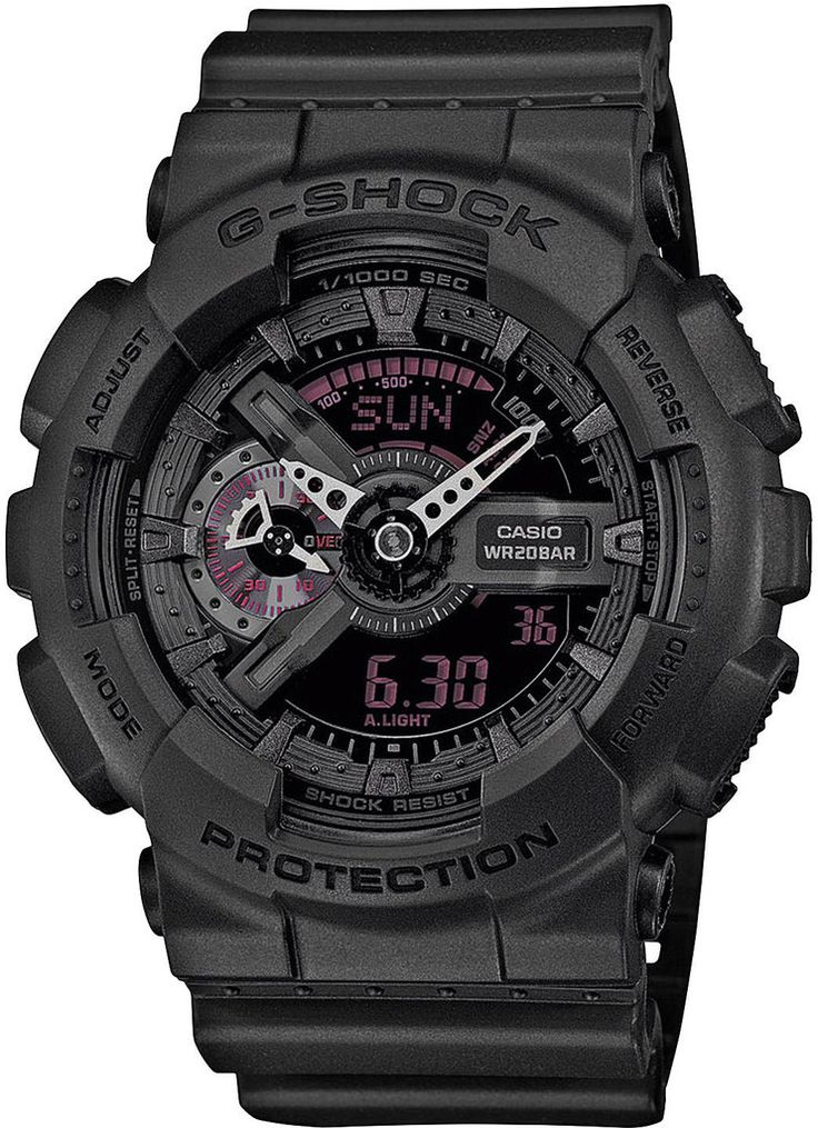 G Shock Watch Case Limited Edition