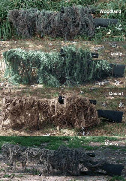 urban ghillie suits - Google Search