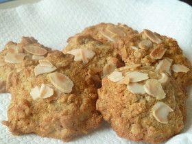 さくさくアーモンドクッキー