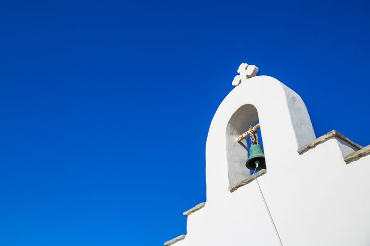 little church paros golden beach poseidon hotel
