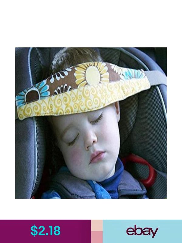 Infant Car Seat Head Supports Ebay Baby
