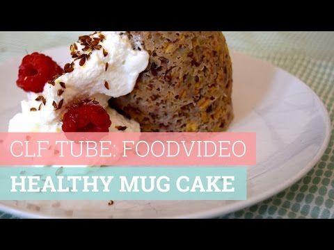 Video: gezonde ontbijtcake in een mok - Libelle
