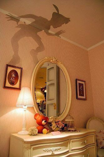 Más de 1000 ideas sobre cuarto decoracion peter pan en pinterest ...