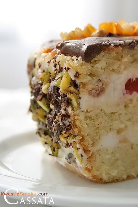 165 Best Cassata Cake Images On Pinterest Recipes Conch