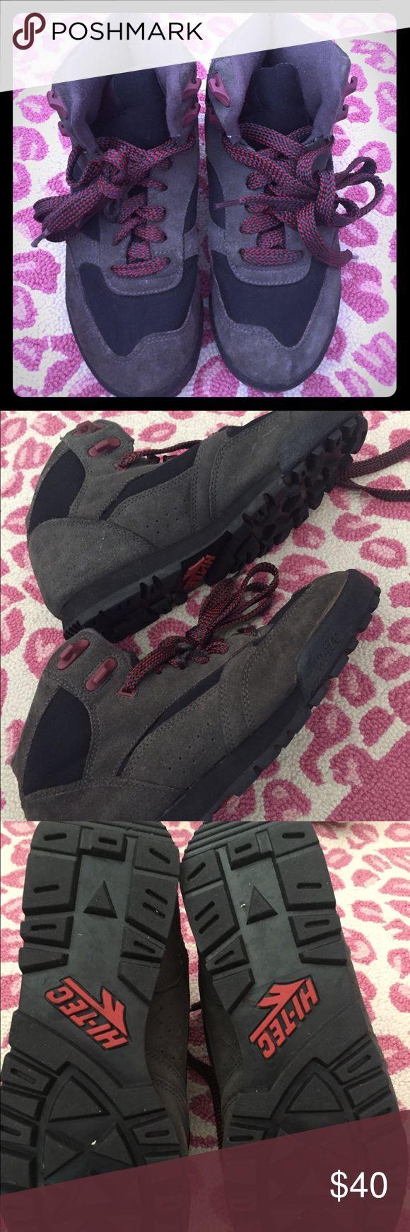 Hi tec hiking boots Perfect condition! smoke free pet free home hi tec Shoes Winter & Rain Boots