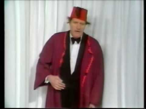 The Incorrigable Tommy Cooper literally died onstage.  www.circuskaput.com