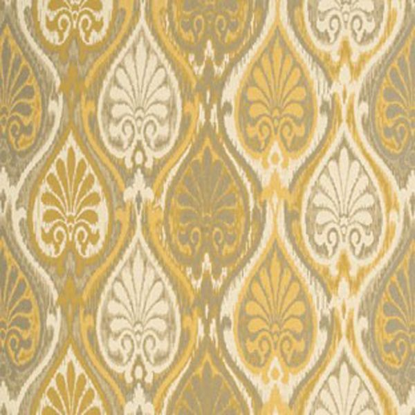 This is a tan and grey damask contemporary outdoor fabric by Sunbrella. This fabric is perfect for any indoor or outdoor use. Suitable for drapery, upholstery, umbrellas, or marine upholstery.v234TTFI