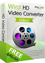 Lisans Bul: WinX HD Video Converter Deluxe Key
